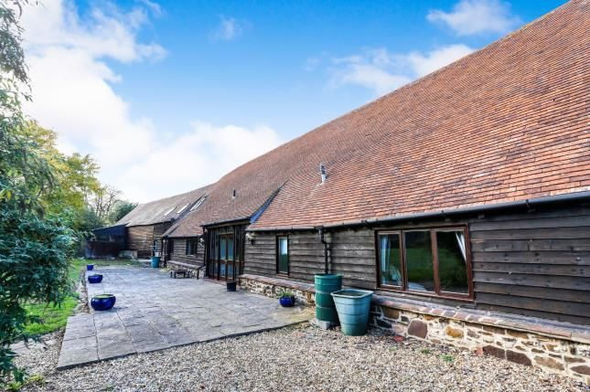 Thumbnail Link-detached house for sale in Brooklands Farm, Gypsy Lane, Biggleswade, Bedfordshire
