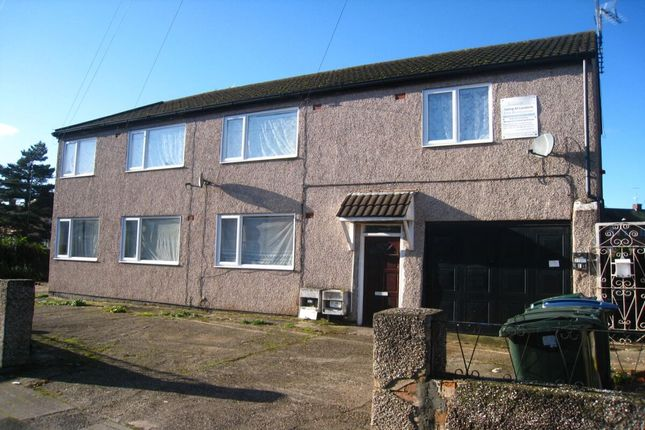 Thumbnail Semi-detached house for sale in Telfer Road, Radford, Coventry