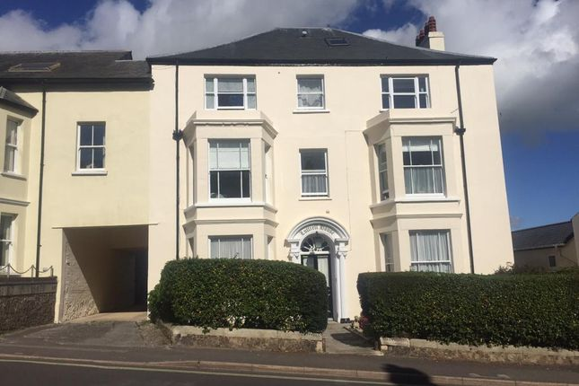 Thumbnail Flat to rent in Luttrell House, The Street, Charmouth, Bridport