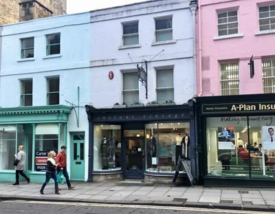 Thumbnail Retail premises to let in 6, George Street, Bath
