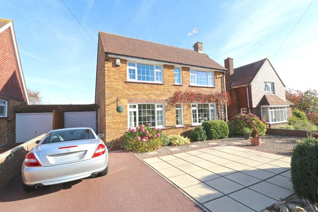 Thumbnail Detached house for sale in Willingdon Road, Eastbourne
