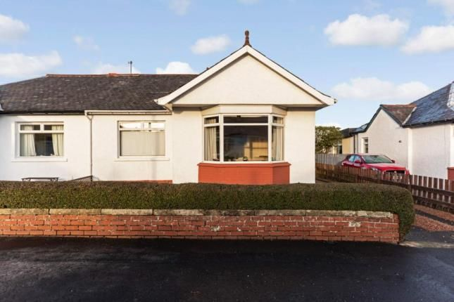 2 bed bungalow for sale in Southern Avenue, Rutherglen, Glasgow, South Lanarkshire G73