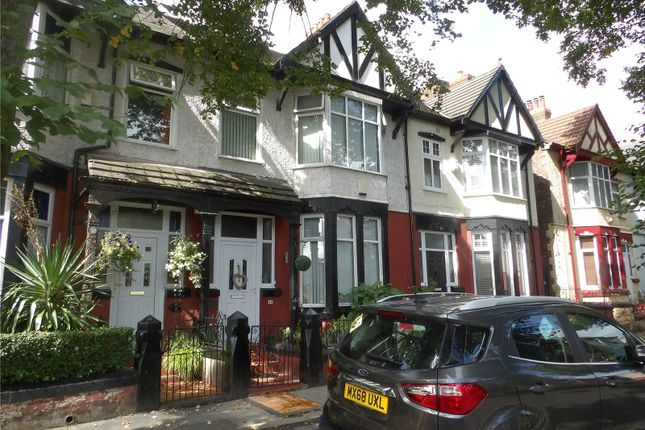 Thumbnail Terraced house for sale in Elm Vale, Liverpool