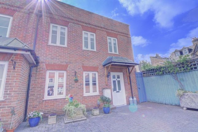 Thumbnail End terrace house for sale in Old Dairy Square, London