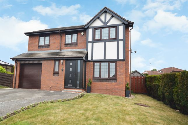 Thumbnail Detached house to rent in Sorbus Way, Lepton, Huddersfield