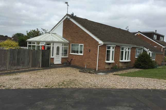 Thumbnail Bungalow to rent in Beaufort Close, Desford