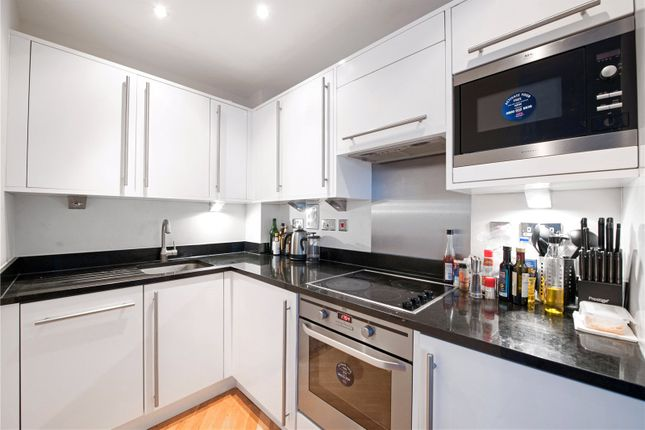 Thumbnail Flat for sale in Island Apartments, 29 Basire Street, London