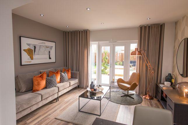 Thumbnail End terrace house for sale in Longwick Road, Princes Risborough