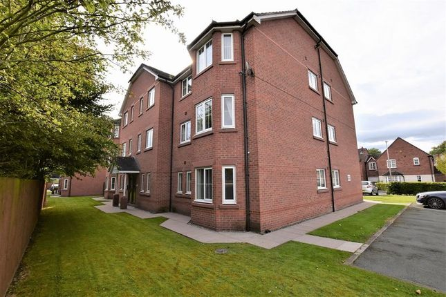 Thumbnail Flat for sale in Hornby Drive, Congleton