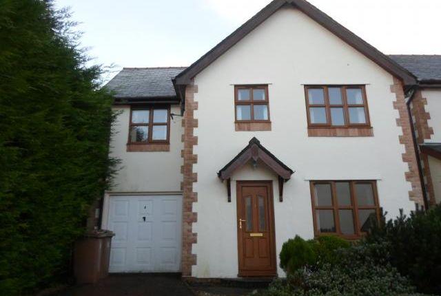 Thumbnail Detached house to rent in 1, Gwel Y Mynydd, Llanberis