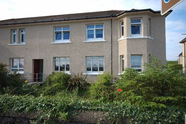 Thumbnail Flat to rent in Harbour Road, Troon, South Ayrshire