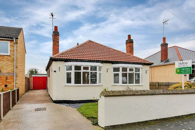 2 bed bungalow for sale in Roseberry Avenue, Asfordby Valley, Melton Mowbray