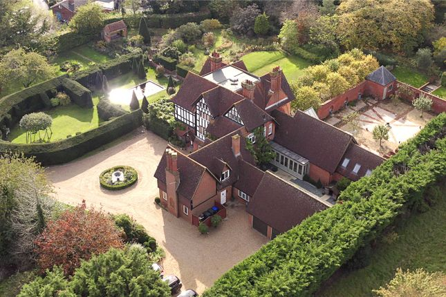 Thumbnail Detached house for sale in High Street, Taplow, Buckinghamshire