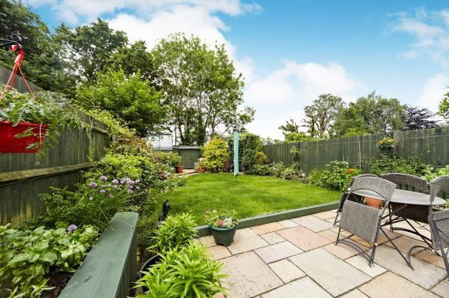 Rear Gardens of White Hill Close, Caterham, Surrey CR3