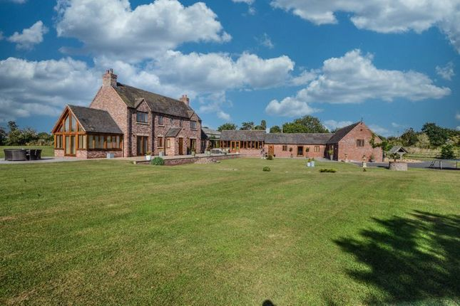 Thumbnail Detached house for sale in Bradley, Stafford