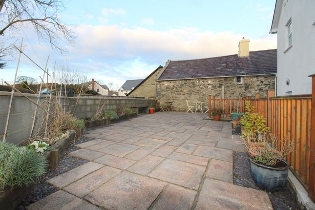 Thumbnail Semi-detached house for sale in Maestir Road, Lampeter