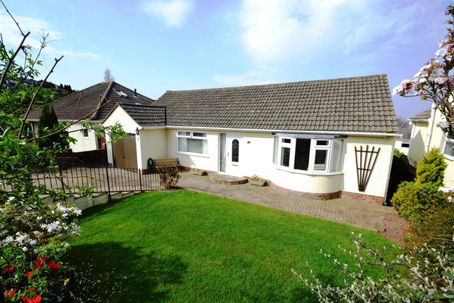 Thumbnail Detached bungalow for sale in Beechwood Road, Portishead, Bristol