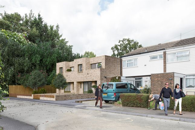Thumbnail Semi-detached house for sale in Padstow Road, Enfield