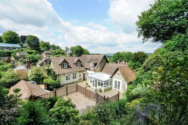 Thumbnail Detached house to rent in Denfield, Dorking