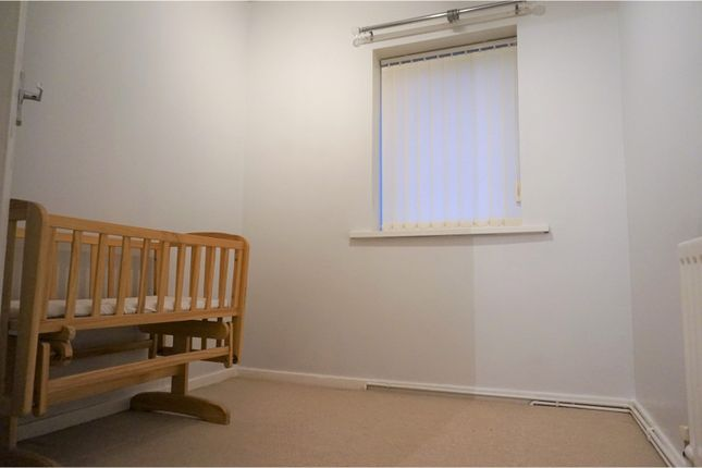 Bedroom Three of St. Simon Street, South Shields NE34