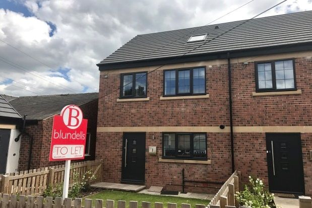 Thumbnail Town house to rent in Bawtry Road, Brinsworth, Rotherham