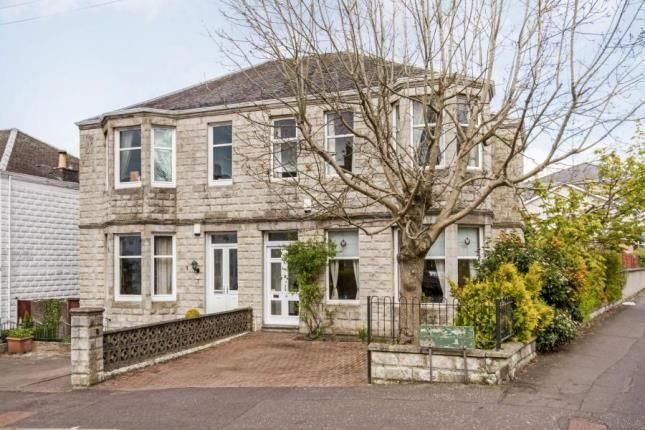 Thumbnail Semi-detached house for sale in Springfield Park Road, Burnside, Glasgow, South Lanarkshire