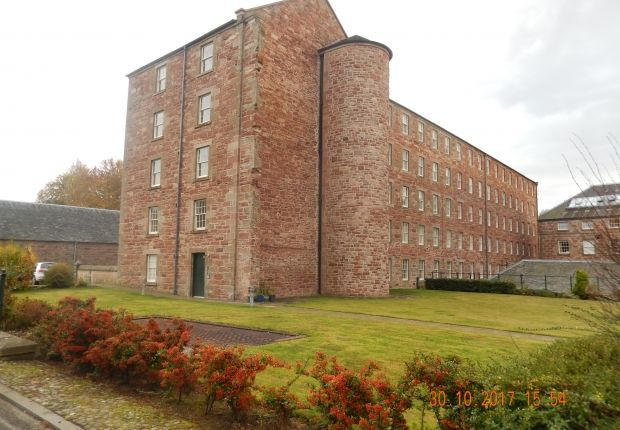 Thumbnail Flat for sale in Cotton Yard, Stanley Mills, Stanley, Perth