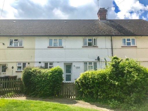 2 bed terraced house for sale in Hillbrow, Letchworth Garden City, Hertfordshire
