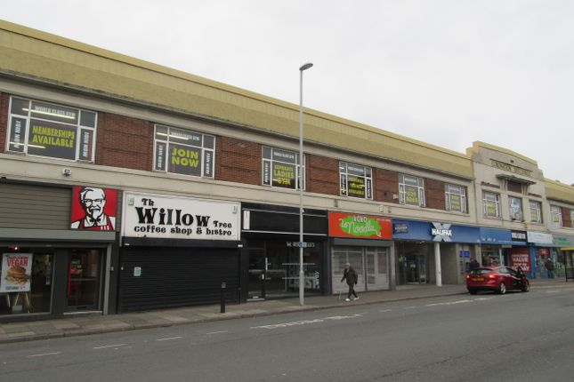 Thumbnail Restaurant/cafe to let in Unit 12 Coronation Buildings, Wallasey