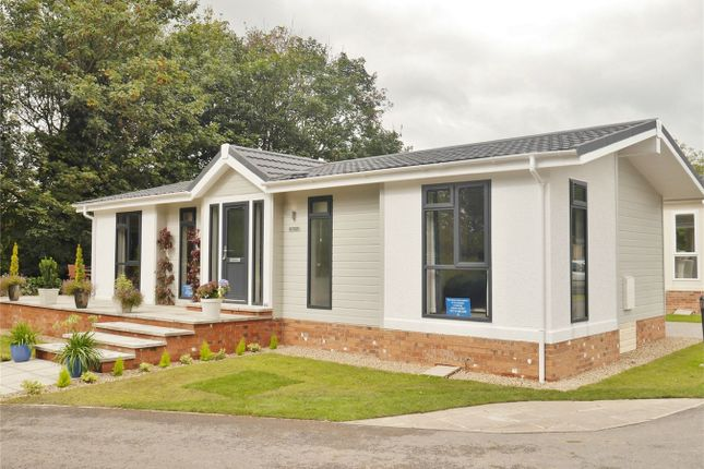 Thumbnail Mobile/park home for sale in New Walk Orchard, St Oswalds Road, Fulford, York