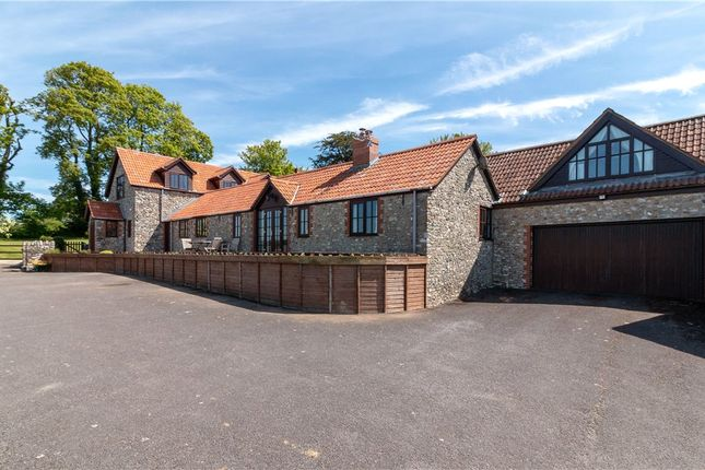 Thumbnail Detached house for sale in Buckland St. Mary, Chard, Somerset