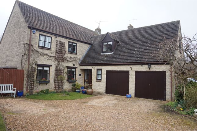 Thumbnail Detached house for sale in Lyndale Park, Orton Wistow, Peterborough