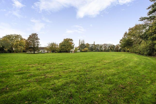 Thumbnail Land for sale in Potter Hill Road, Newark, Nottinghamshire