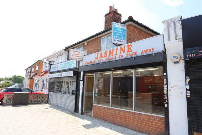 Thumbnail Restaurant/cafe to let in Cranbrook Road, Ilford