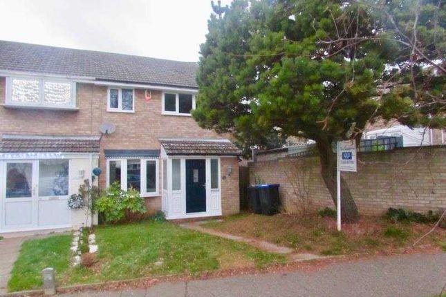 Thumbnail Semi-detached bungalow to rent in Redland Drive, Kingsthorpe, Northampton