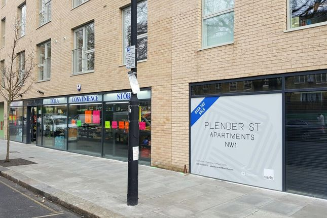 Thumbnail Retail premises for sale in Camden Town, London