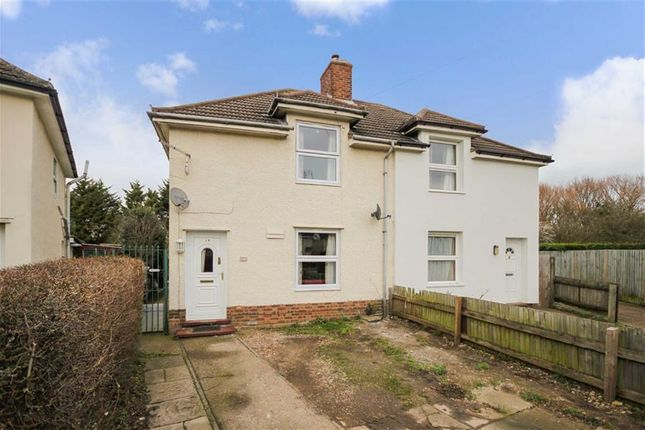 Thumbnail Semi-detached house for sale in Carlton Terrace, Carlton Way, Cambridge