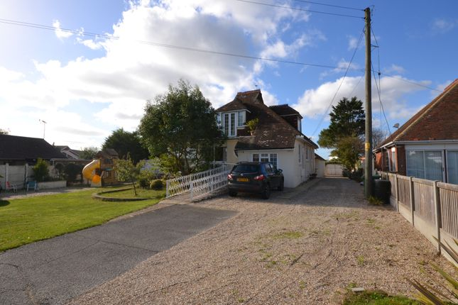 Thumbnail Detached house for sale in Coast Drive, Greatstone, Romney Marsh, Kent