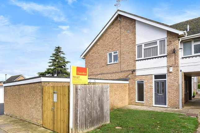 Thumbnail Flat to rent in Queen Eleanors Court, Long Hanborough