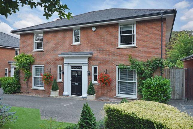 Thumbnail Detached house for sale in Pye Gardens, Bishop's Stortford