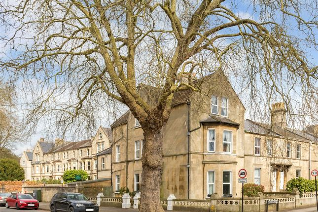 Thumbnail End terrace house for sale in Pulteney Gardens, Bath