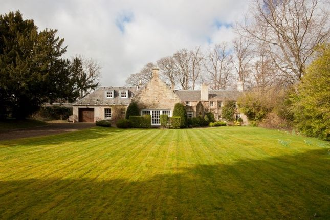 Thumbnail Detached house for sale in Newbattle, Midlothian