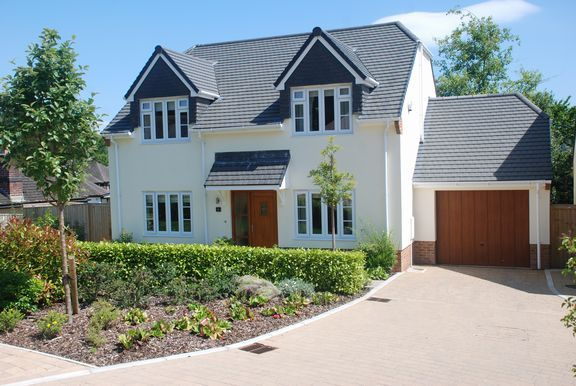 Thumbnail Detached house for sale in Coombe Hayes, Sidford, Sidmouth