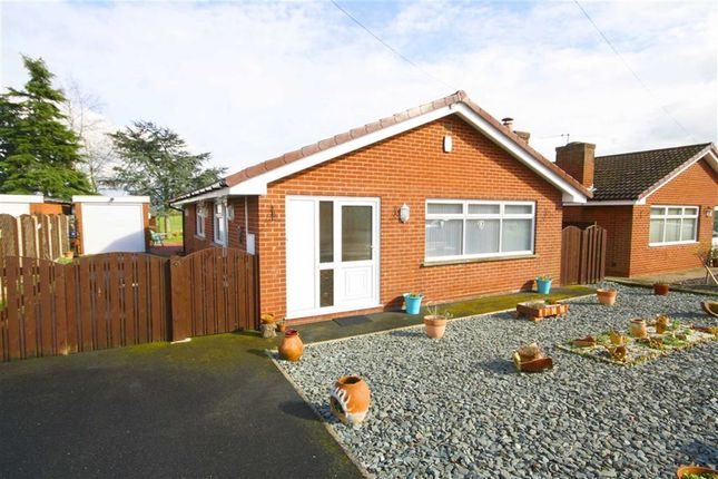 Thumbnail Detached bungalow for sale in Orchard Drive, Rampton, Nottinghamshire