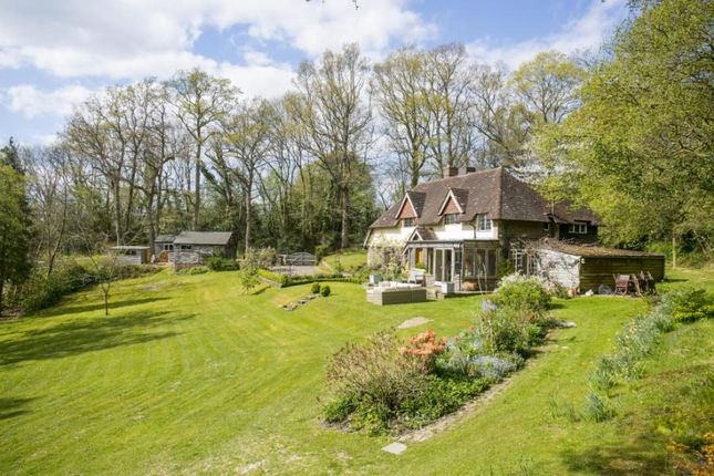 Thumbnail Detached house for sale in Catts Hill, Mark Cross, Crowborough, East Sussex
