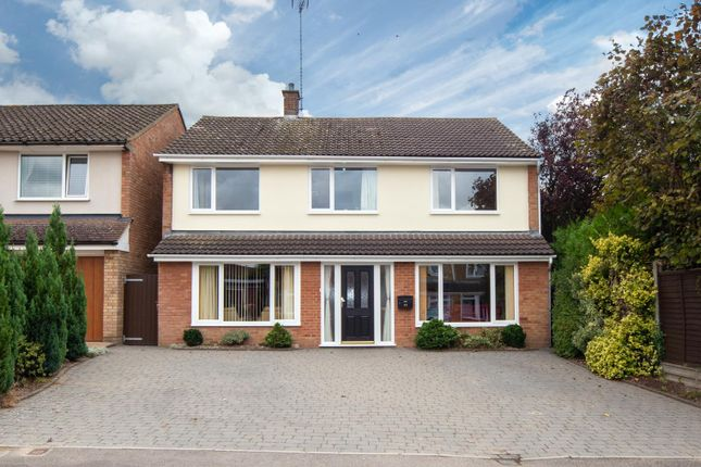 Thumbnail Detached house for sale in Keswick Close, Dunstable