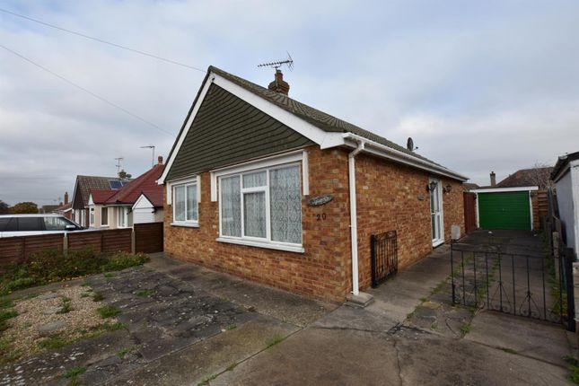 Thumbnail Detached bungalow to rent in Nansen Road, Holland-On-Sea, Clacton-On-Sea