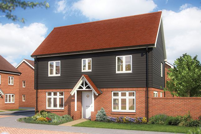"""3 bed property for sale in """"The Spruce"""" at Worrall Drive, Wouldham, Rochester ME1"""