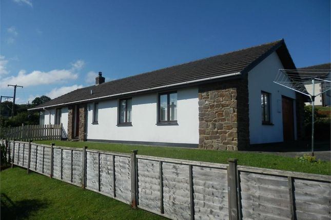 Thumbnail Detached bungalow for sale in Rhiwgoch, Aberaeron