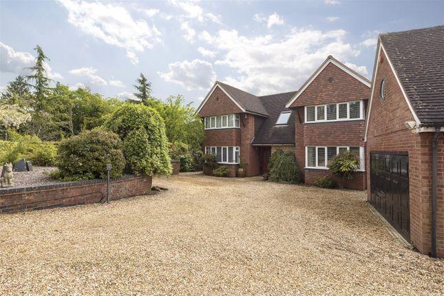 Thumbnail Detached house for sale in Kineton Road, Gaydon, Warwickshire